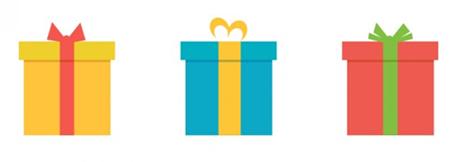 Подарки за отзывы о хостинге
