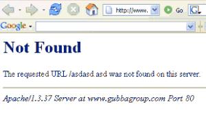Ошибка 404 Not Found (nginx), как грамотно исправить
